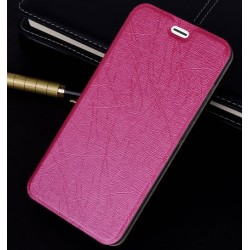 Protection Etui Clapet Cuir Rose Huawei Mate 10 Pro