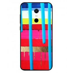 Xiaomi Redmi 5 Plus Brushstrokes Cover