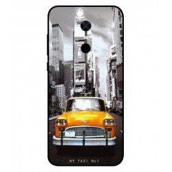 Xiaomi Redmi 5 Plus New York Taxi Cover