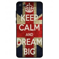Huawei Nova 2s Keep Calm And Dream Big Cover
