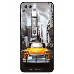 Huawei Nova 2s New York Taxi Cover