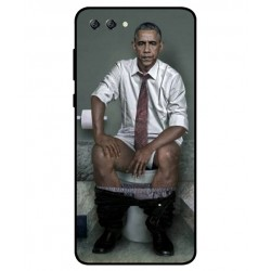 Huawei Nova 2s Obama On The Toilet Cover