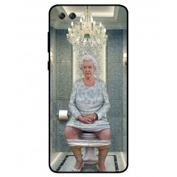 Huawei Nova 2s Her Majesty Queen Elizabeth On The Toilet Cover