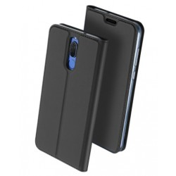 Huawei Nova 2i Black Flip Leather Case
