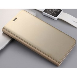 Gold Ice View Cover For Huawei Mate 10 Pro