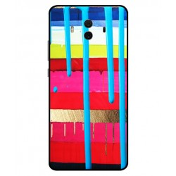 Huawei Mate 10 Brushstrokes Cover