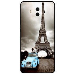 Huawei Mate 10 Vintage Eiffel Tower Case