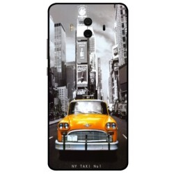 Coque New York Taxi Pour Huawei Mate 10