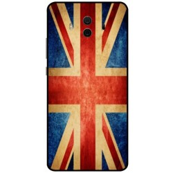 Coque Vintage UK Pour Huawei Mate 10