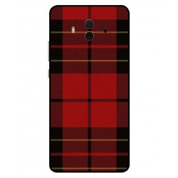 Coque Broderie Suédoise Pour Huawei Mate 10