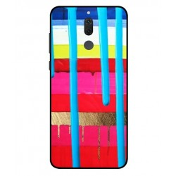 Huawei Mate 10 Lite Brushstrokes Cover