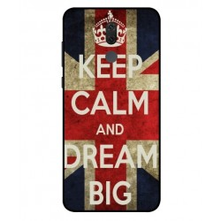 Huawei Mate 10 Lite Keep Calm And Dream Big Cover