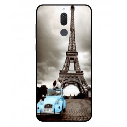 Huawei Mate 10 Lite Vintage Eiffel Tower Case