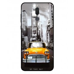 Huawei Mate 10 Lite New York Taxi Cover
