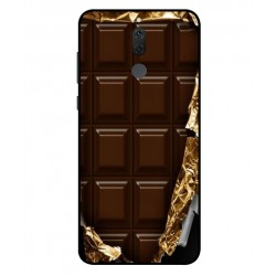 Huawei Mate 10 Lite I Love Chocolate Cover