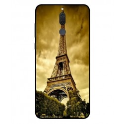 Coque Protection Tour Eiffel Pour Huawei Mate 10 Lite