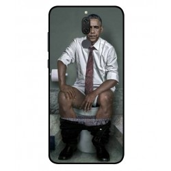 Huawei Mate 10 Lite Obama On The Toilet Cover