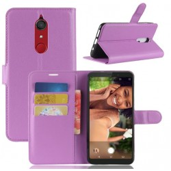 Samsung Galaxy J3 (2017) Purple Wallet Case