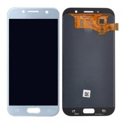 White Samsung Galaxy A7 (2017) Complete Replacement Screen