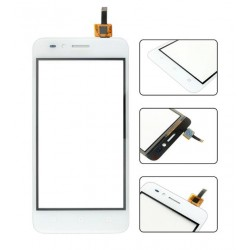 Vitre Tactile Blanc Pour Huawei Y3II