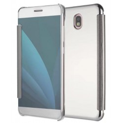 White Ice View Cover For Samsung Galaxy J5 (2017)