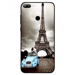 Huawei Honor 9 Lite Vintage Eiffel Tower Case