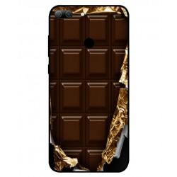 Coque I Love Chocolate Pour Huawei Honor 9 Lite