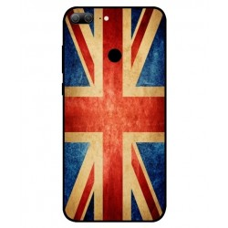 Coque Vintage UK Pour Huawei Honor 9 Lite
