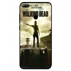 Coque Walking Dead Pour Huawei Honor 9 Lite