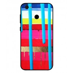 ZTE Blade A6 Brushstrokes Cover