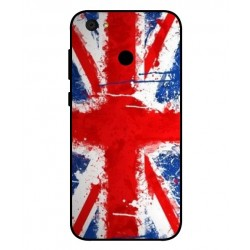 Coque UK Brush Pour ZTE Blade A6