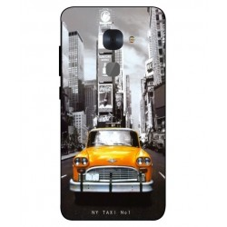 LeEco Le Max 2 New York Taxi Cover