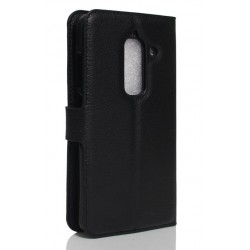 LeEco Le Max 2 Black Wallet Case