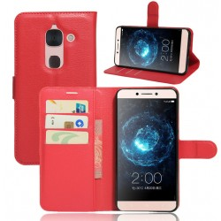 LeEco Le Max 2 Red Wallet Case