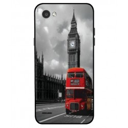 LG Q6 London Style Cover