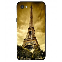 LG Q6 Eiffel Tower Case
