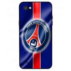LG Q6 PSG Football Case