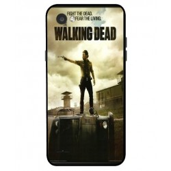 LG Q6 Walking Dead Cover