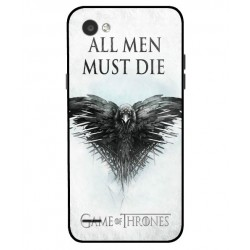 LG Q6 All Men Must Die Cover