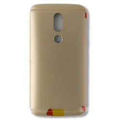 Motorola Moto M Gold Color Battery Cover