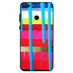 Huawei P Smart Brushstrokes Cover