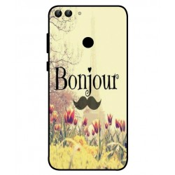 Coque Hello Paris Pour Huawei P Smart