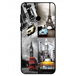 Cover Best Vintage Per Huawei P Smart