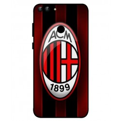 Huawei P Smart AC Milan Cover