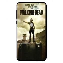 Nokia 6 2018 Walking Dead Cover