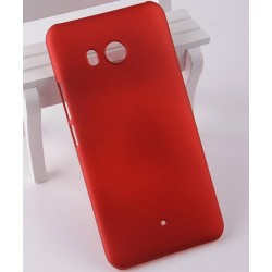 HTC U11 Red Hard Case