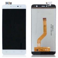 White Cubot Note Plus Complete Replacement Screen