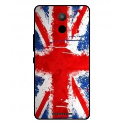 BQ Aquaris U Plus UK Brush Cover