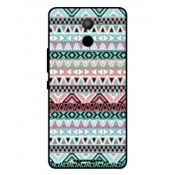 BQ Aquaris U Plus Mexican Embroidery Cover