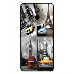 BQ Aquaris U Plus Best Vintage Cover